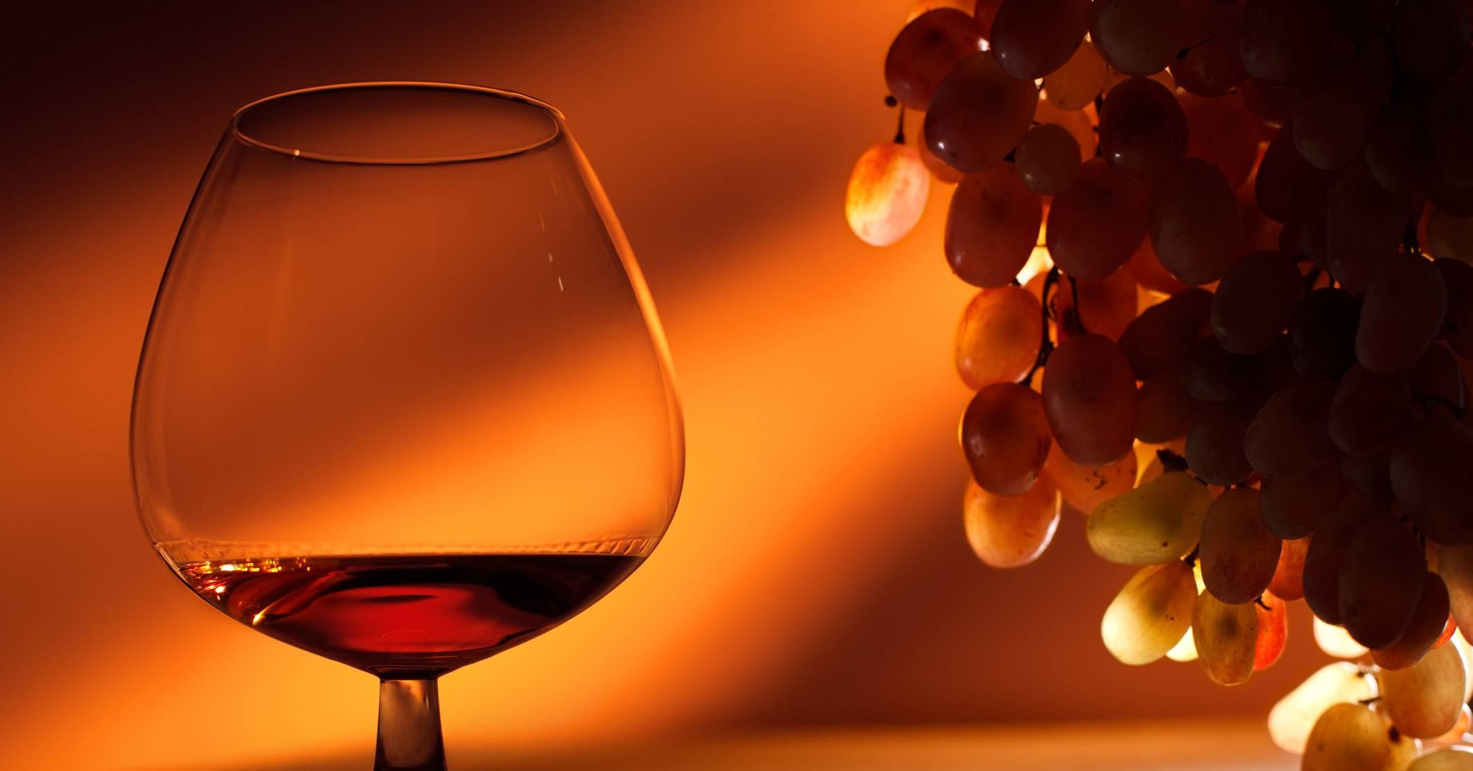 Домашний коньяк из вина