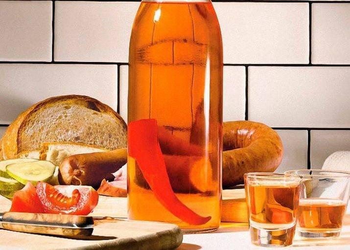 Водка с перцем от простуды: пропорции, рецепты, видео