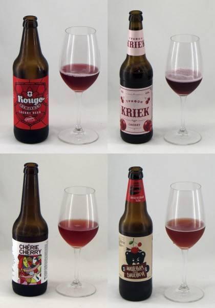 Крик (kriek) – бельгийское вишневое пиво