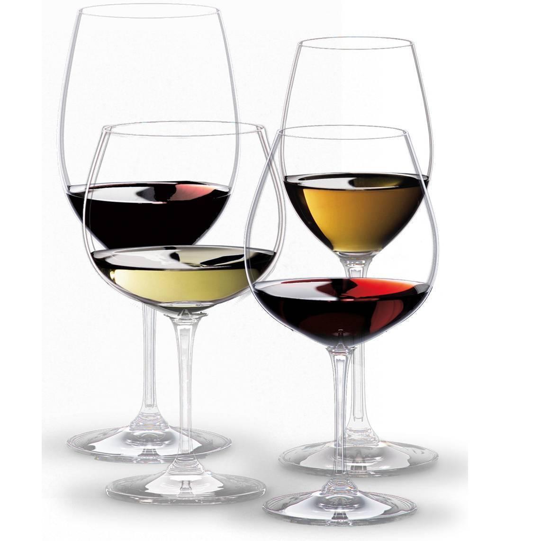 Из каких бокалов пьют вино: критерии выбора и лучшие формы