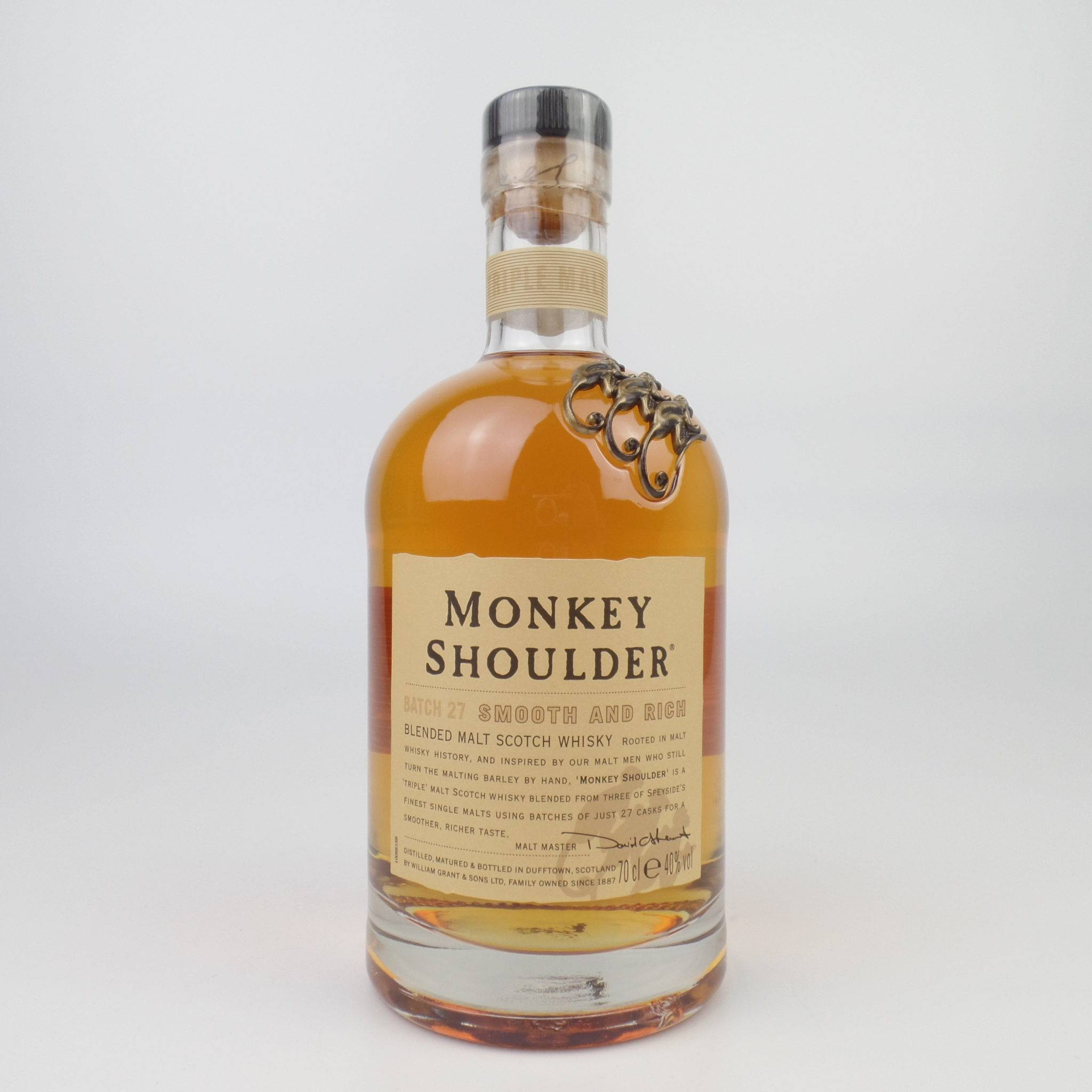 Обзор виски Monkey Shoulder Манки Шолдер