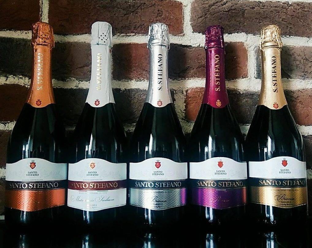 Обзор шампанского Санто-Стефано