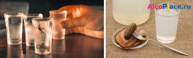 Что лучше: водка или самогон? – как правильно пить