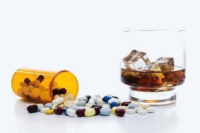 Можно ли алкоголь при приеме таблеток