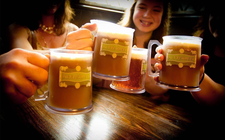 Рецепт сливочного пива от гарри поттера и не только