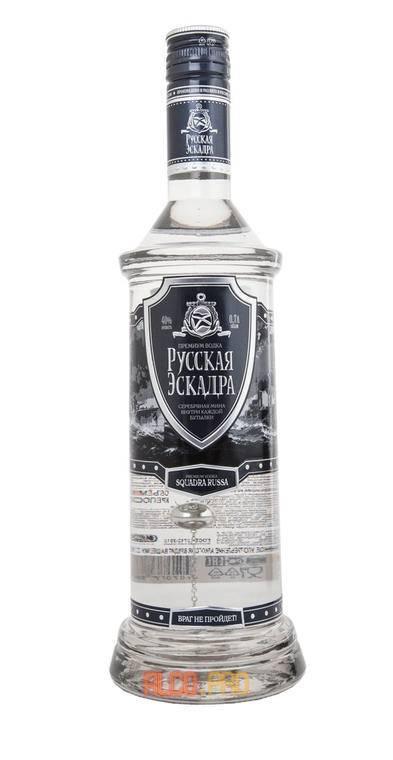 Водка с серебром премиум описание, отзывы и стоимость