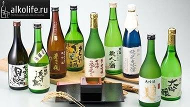 Рисовая водка как пить. как пить сакэ