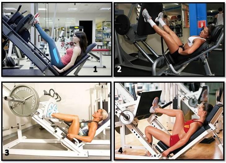 Тренировки для похудения.