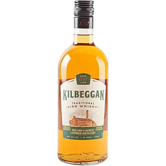 Kilbeggan - виски с многовековой историей