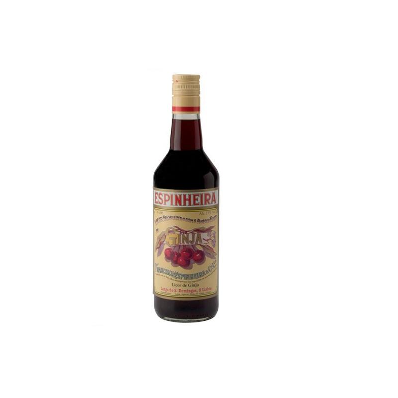 Ликер жинжинья (ginjinha): описание, культура пития, коктейли