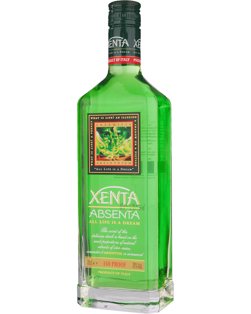 Абсент xenta (ксента) и его особенности