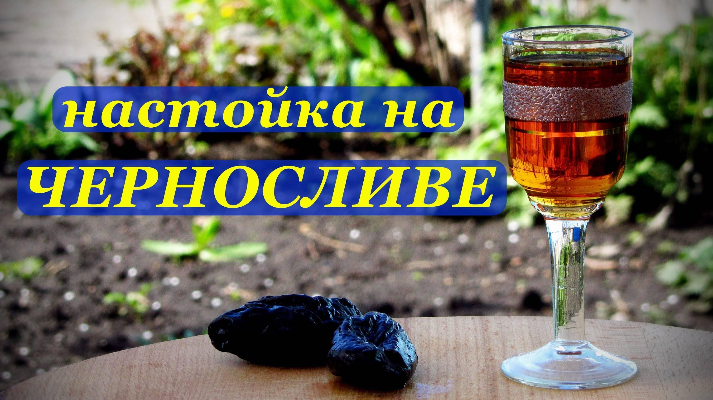 Как приготовить самогон на черносливе? рецепт сливовой настойки в домашних условиях