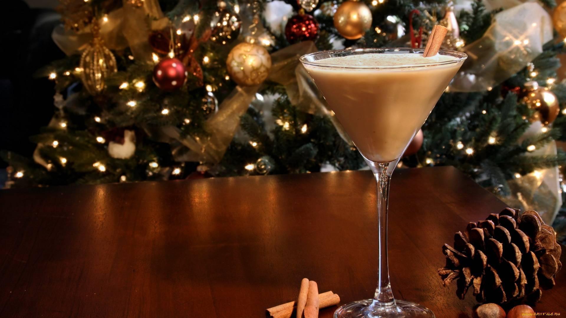 Безалкогольные напитки на новый год рецепты. горячие и молочные напитки. новогодние безалкогольные напитки