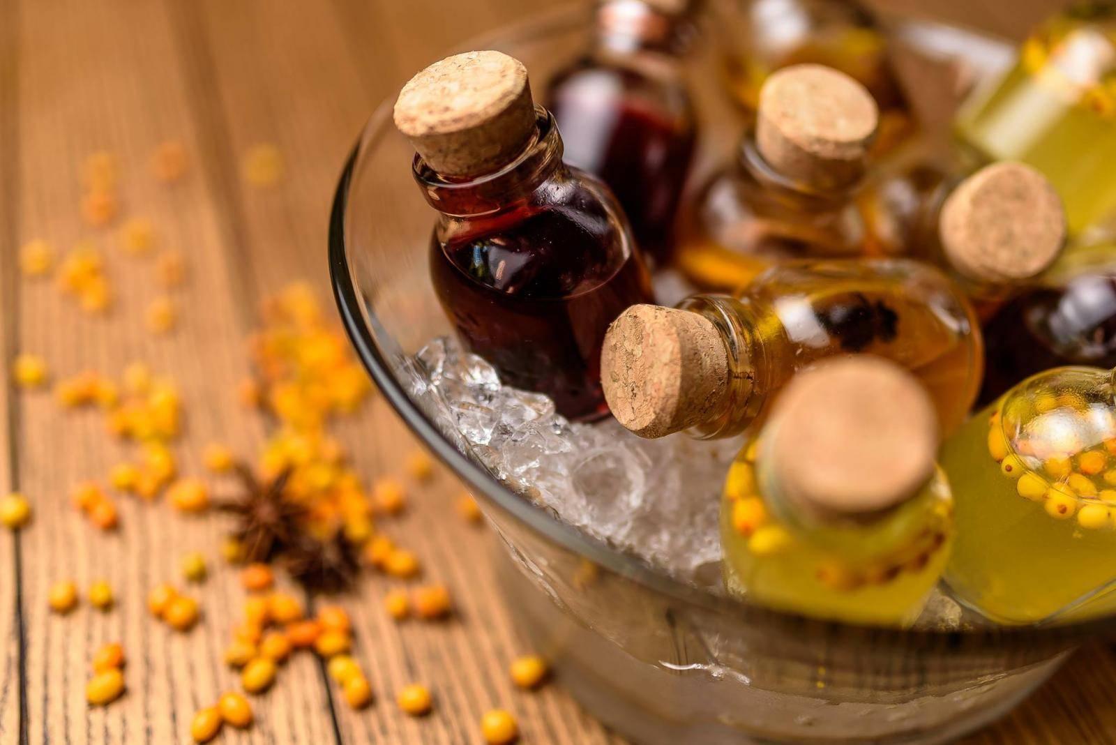 Как приготовить облепиховую настойку на водке: пошаговые рецепты