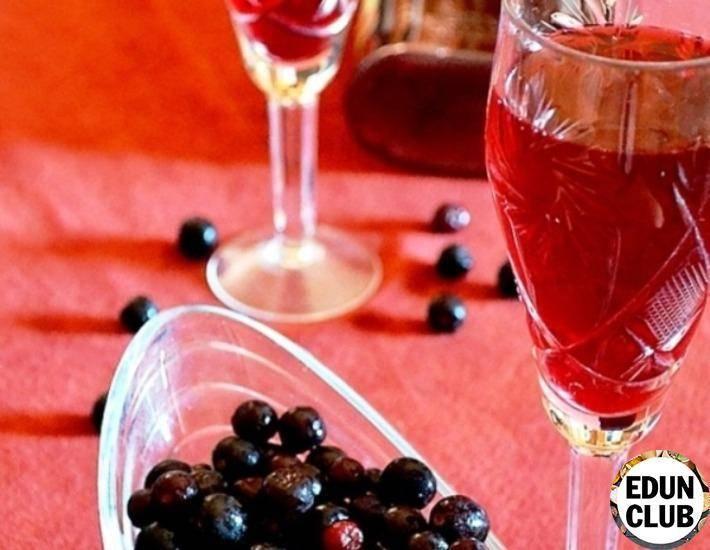 Рецепты приготовления наливки, настойки, ликёра из черноплодной рябины в домашних условиях