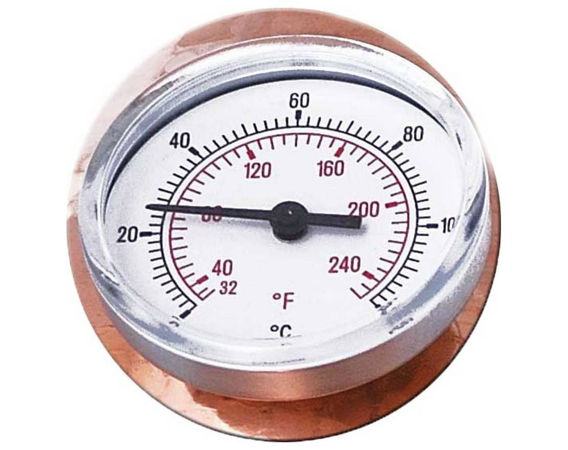 Термометр для самогонного аппарата – как выбрать и установить?