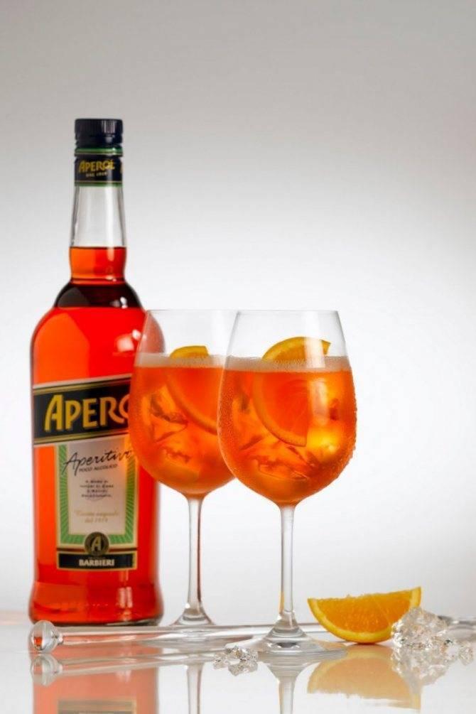 Коктейль апероль шприц (aperol spritz) – рецепт, история, фото