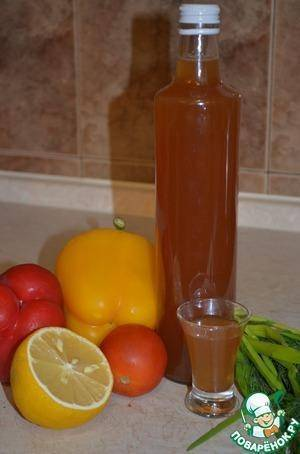 Как приготовить напиток крамбамбуля в домашних условиях