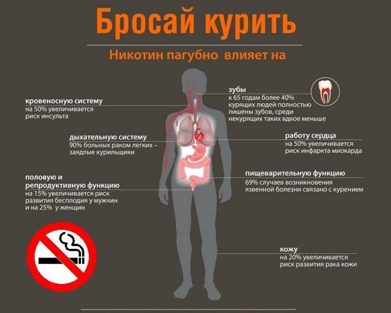 Что произойдет после отказа от курения - этапы очищения и восстановления организма по часам и дням!