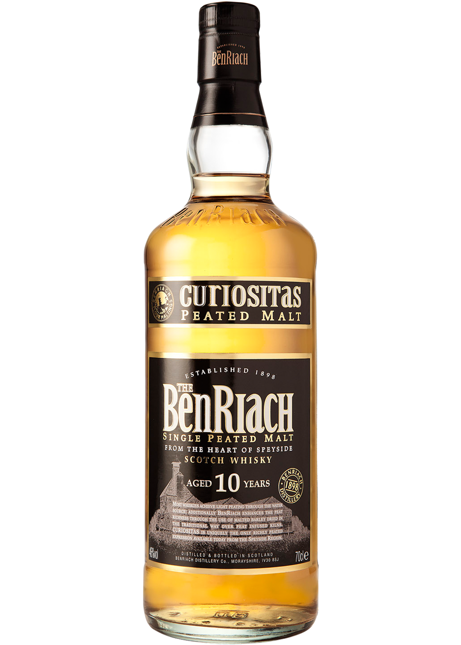 Обзор виски Benriach (Бенриах)