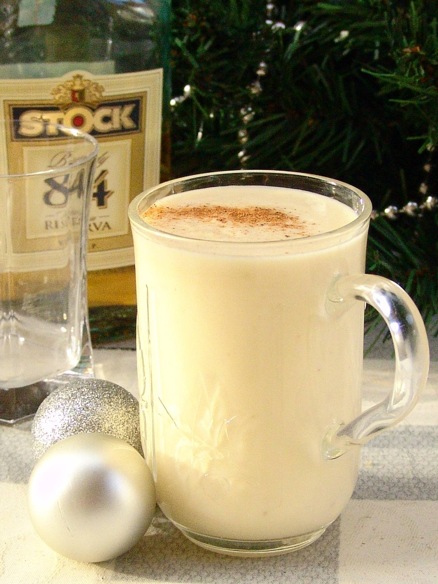 Эгг-ног – рецепты, как приготовить молочно-яичный коктейль