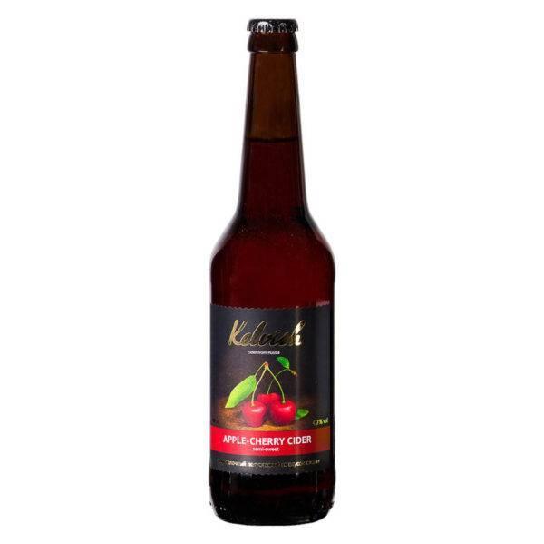 Сидр kelvish — история алкоголя