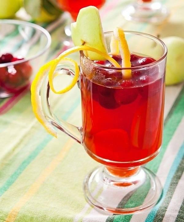Как приготовить безалкогольный пунш в домашних условиях. самые вкусные варианты полезного и оригинального напитка