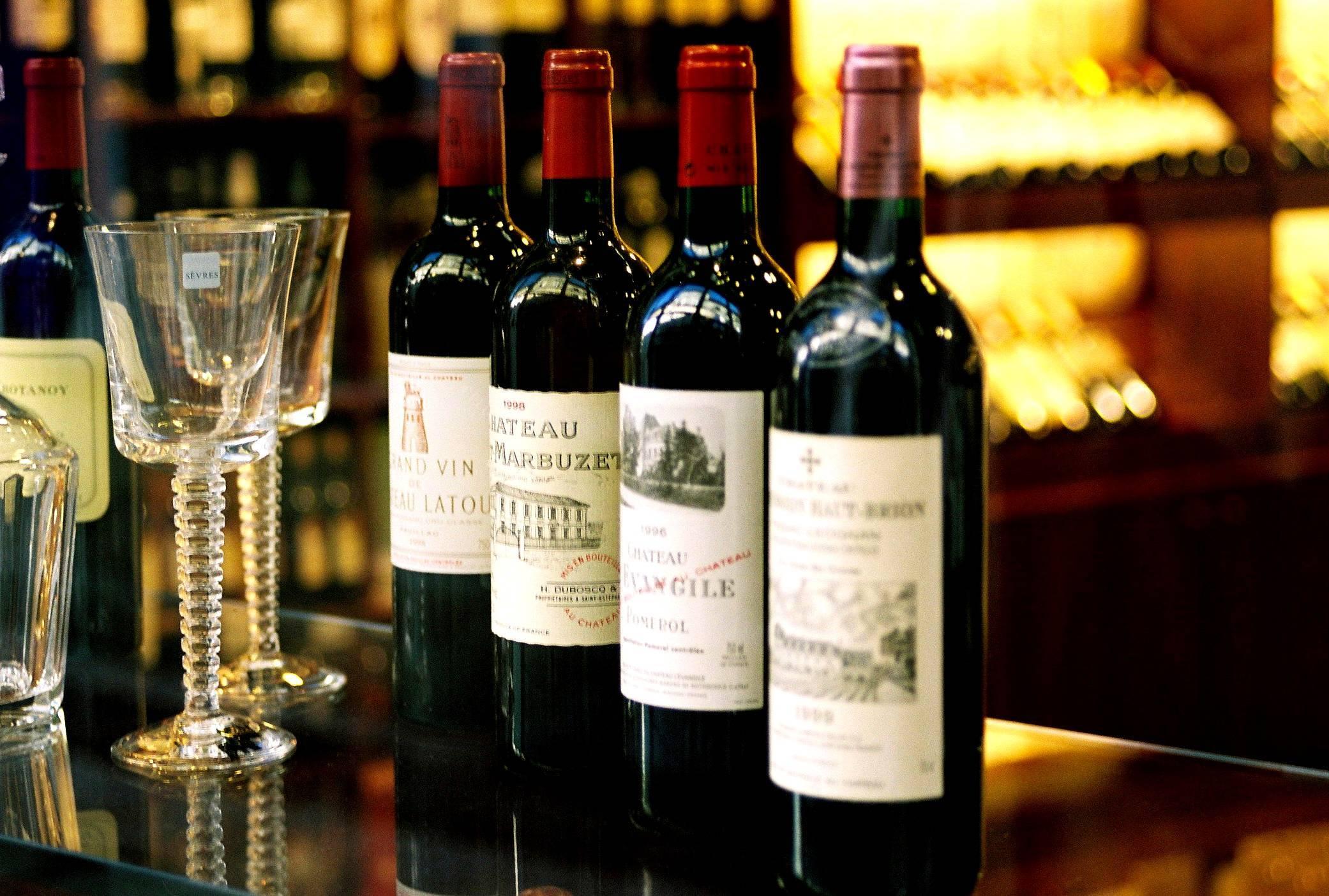 История виноделия в регионе бордо с начала xx века до наших дней