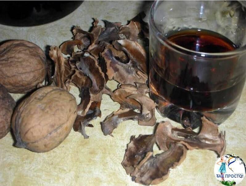 Рецепт настойки из мускатного ореха — секреты вкусных блюд