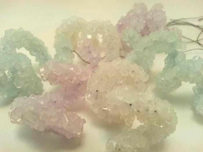 Как вырастить оригинальный кристалл из соли без особых усилий