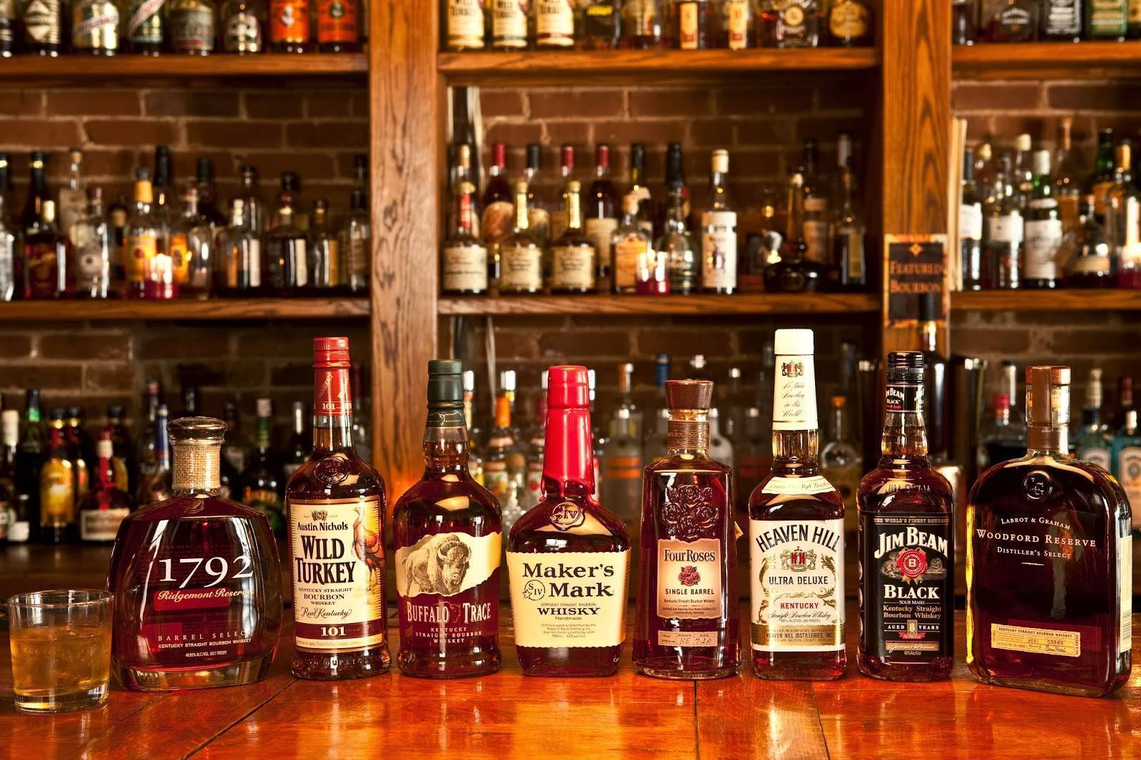 Классификация виски: основные виды и их отличия