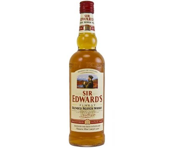 Виски сэр эдвардс: краткое описание, производитель, отзывы покупателей