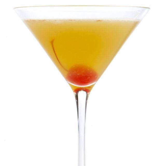 Виски сауэр — коктейль с нотками цитруса