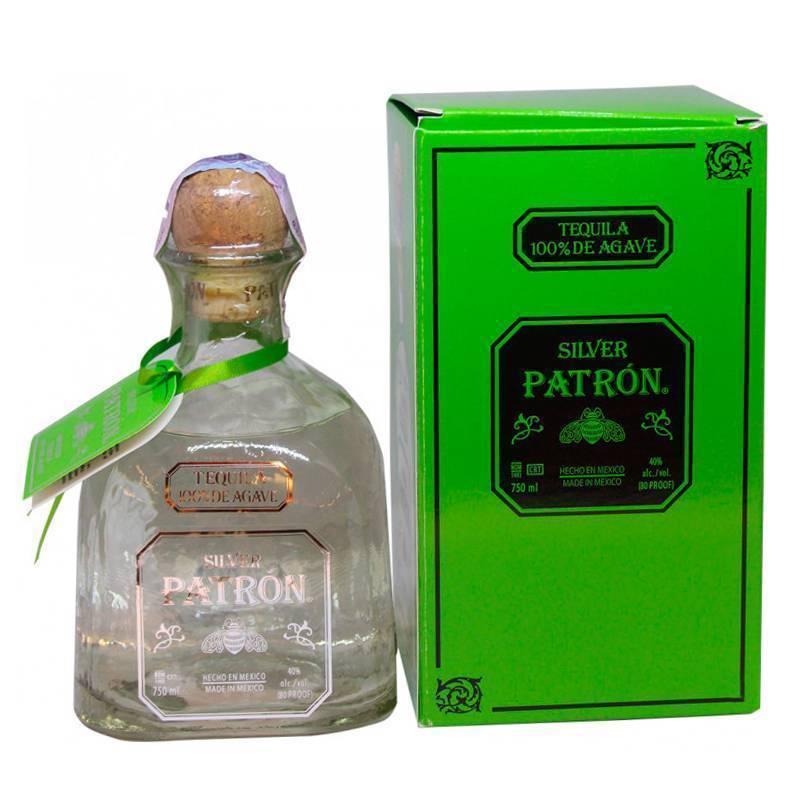 Текила patron (патрон): описание, отзывы и цены