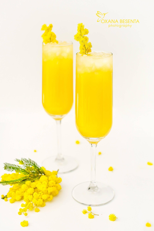 Коктейль мимоза: классические рецепт алкогольного напитка с шампанским, интересные вариации приготовления