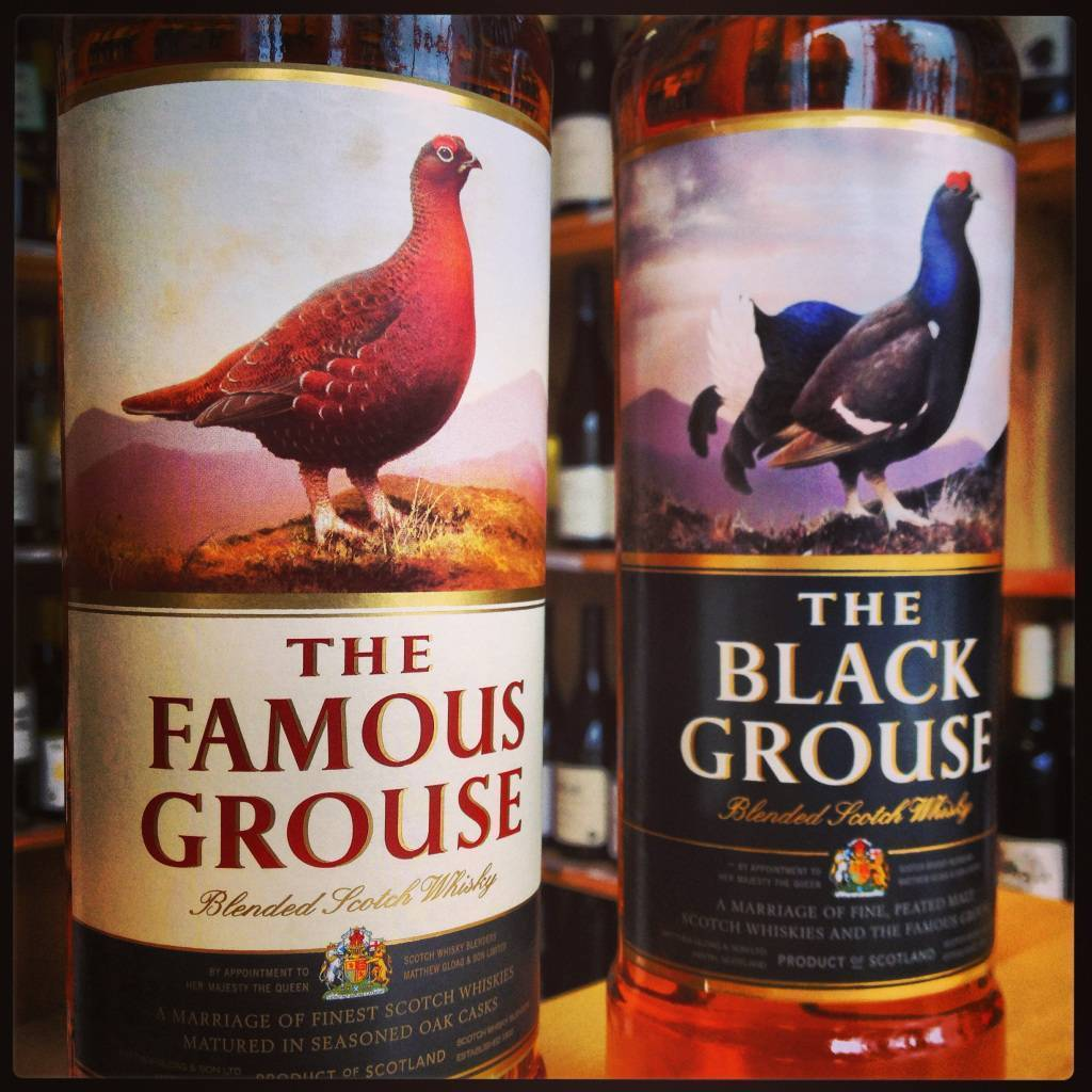 "Виски ""фэймос граус"" (famous grouse): виды, описание, отзывы :: syl.ru"