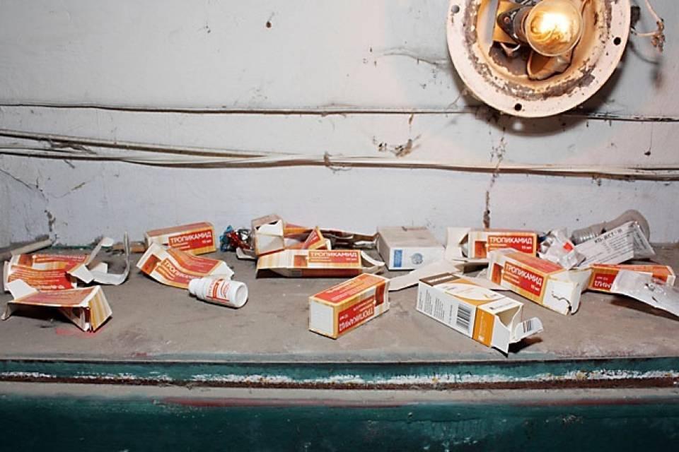 Тропикамид: аптечный наркотик. последствия употребления