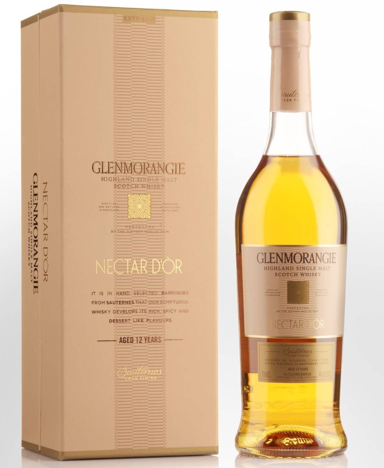 Шотландский виски glenmorangie (гленморанджи)