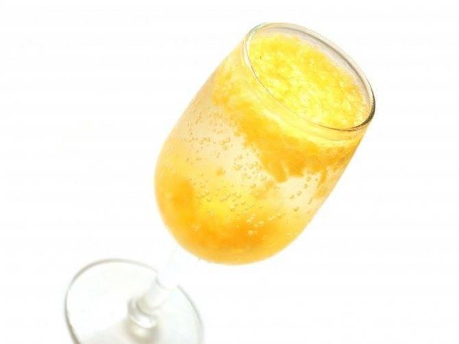 Коктейль беллини (bellini) — рецепт напитка