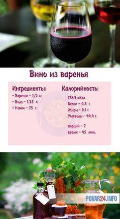 Вино из шелковицы ? – 7 простых рецептов в домашних условиях
