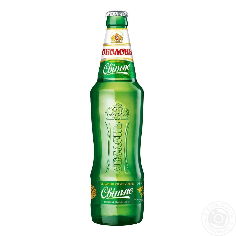 Оболонь (пивоваренная компания)