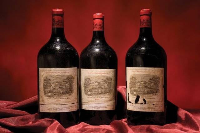 Самое дорогое вино- топ в мире, названия, цены