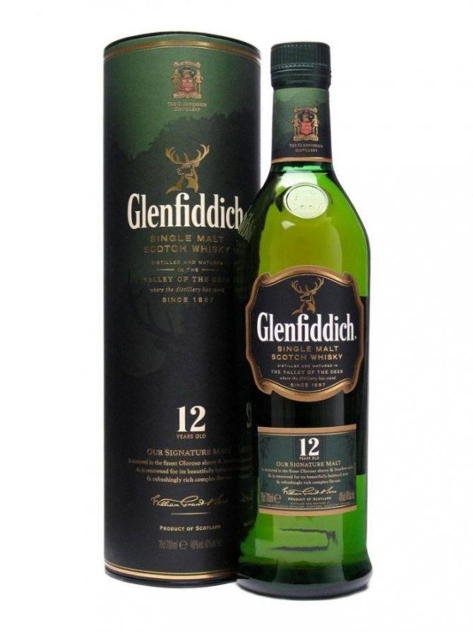 Обзор виски glenfiddich (гленфиддик)