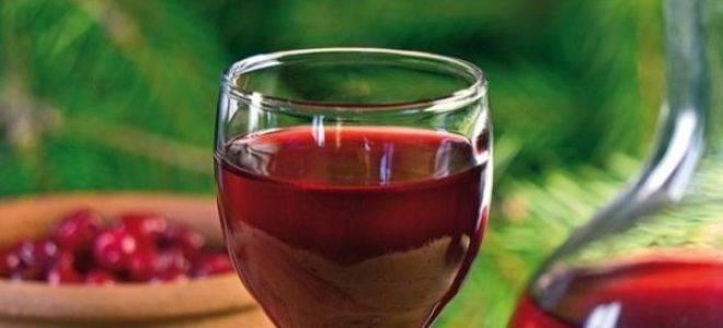 Лесное вино из черники в домашних условиях