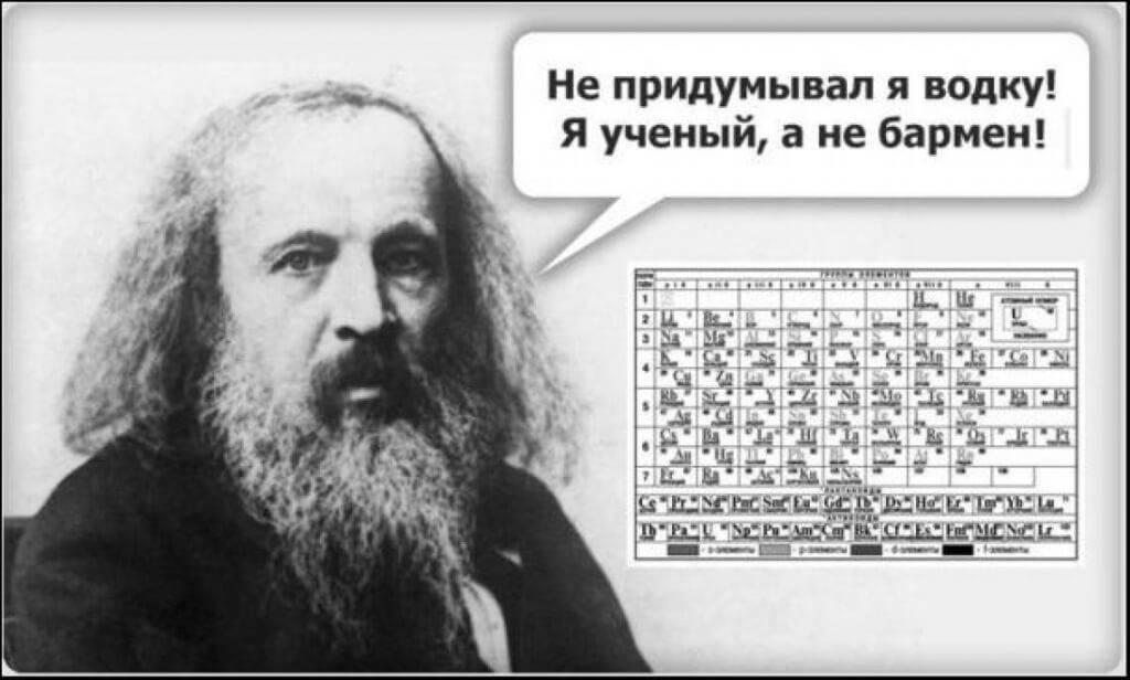 История изобретения водки. экскурс в историю — кто придумал русскую водку