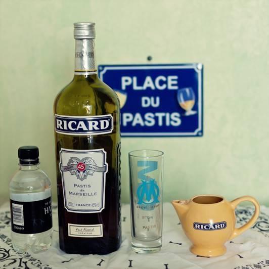 Напиток пастис: что это такое