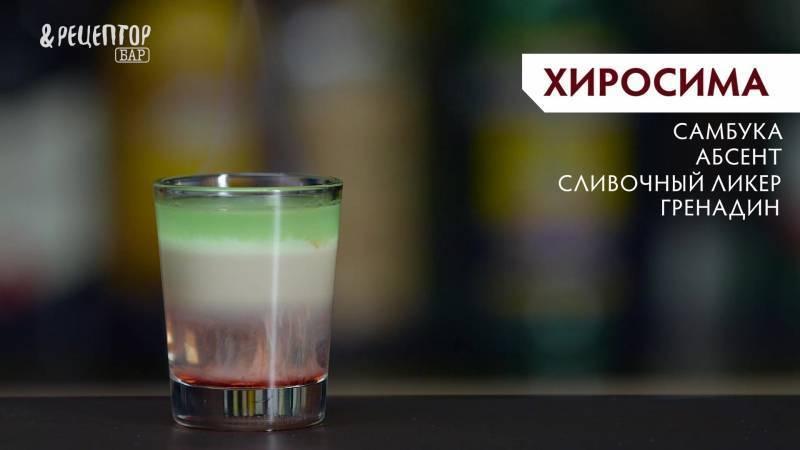 Коктейль ламборджини: 2 рецепта, состав   koktejli.ru
