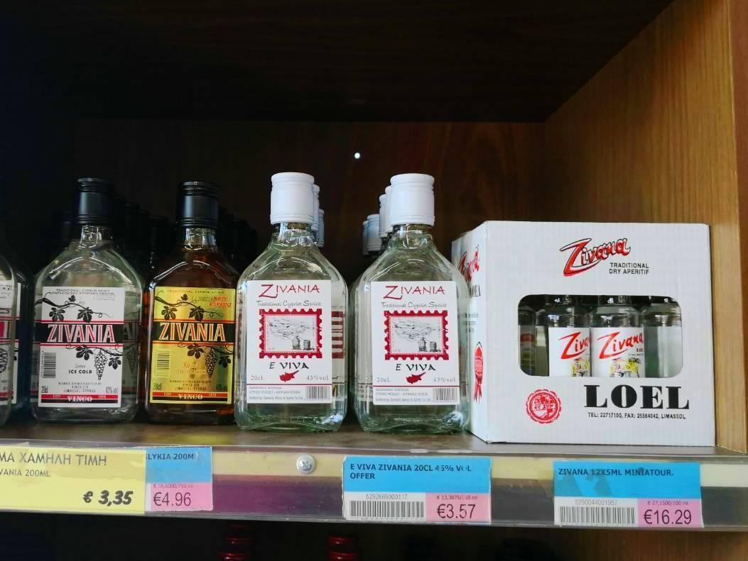 Какие цены на кипре: сборник товаров и услуг 2018
