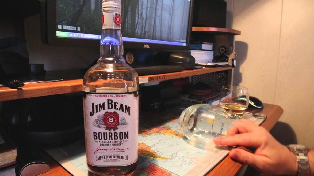 Бурбон jim beam red stag и его особенности