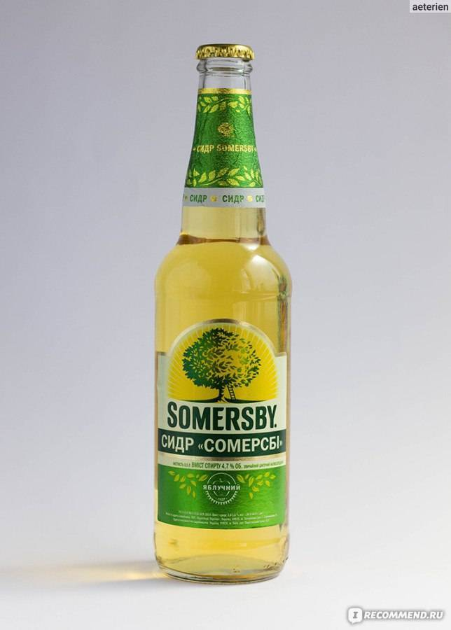 Сидр somersby: производитель, история, состав, вкусы, как отличить оригинал от подделки, сколько стоит?